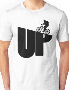 Mountain Bike Rider Cycling Unisex T-Shirt