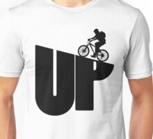 Mountain Bike Rider Cycling Unisex T-Shirt