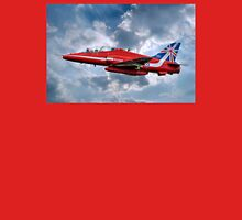 Hawk T1A Red Arrows - 50 Display Season Colours Unisex T-Shirt