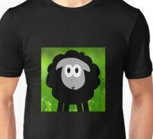 Sheep in the Grass Unisex T-Shirt