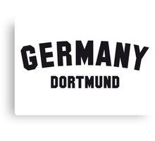 GERMANY DORTMUND Canvas Print