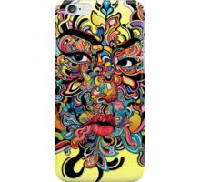 Exhale Of The Soul iPhone Case/Skin