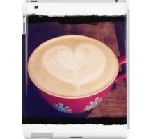 Red Mug iPad Case/Skin