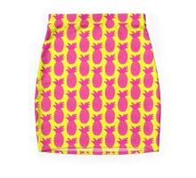 Pink pineapple  Mini Skirt