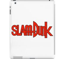 Slam Dunk Logo (Shohoku) iPad Case/Skin