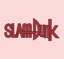 Slam Dunk Logo (Shohoku) Kids Tee