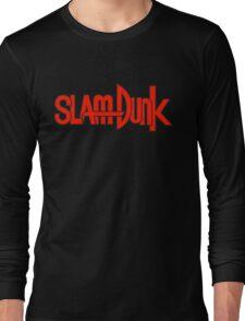 Slam Dunk Logo (Shohoku) Long Sleeve T-Shirt
