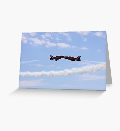 synchro pair Greeting Card