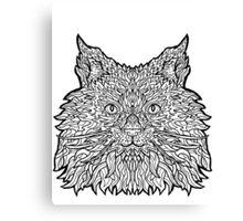 Norwegian Forest Cat Canvas Print