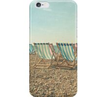 A Sea View iPhone Case/Skin