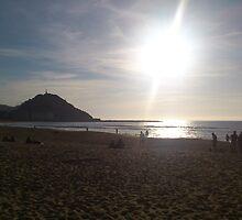 San Sebastian Beach by Jamez1988
