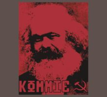 Kommie - Marx One Piece - Short Sleeve
