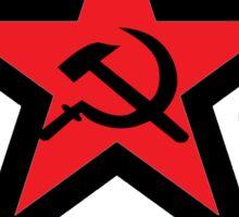 Kommie - Star Logo Sticker