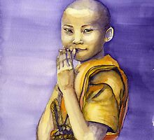 Namaste by Tania Richard