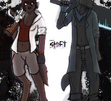 Shift by Lacey Beels