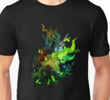 Queen Chrysalis with Changelings Unisex T-Shirt