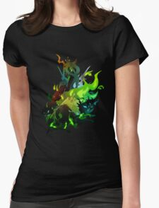 Queen Chrysalis with Changelings T-Shirt
