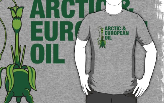 Arctic & European Oil by DoodleDojo