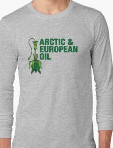 Arctic & European Oil Long Sleeve T-Shirt