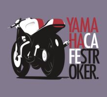 Yamaha TZ Cafe Racer Kids Clothes