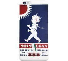 Solstickan iPhone Case/Skin