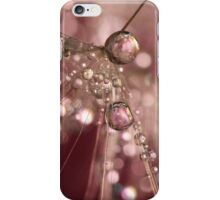 Raspberry Dandy Sparkles iPhone Case/Skin