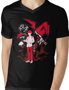 Inner Ghoul Mens V-Neck T-Shirt