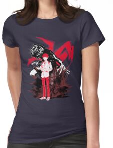 Inner Ghoul Womens Fitted T-Shirt