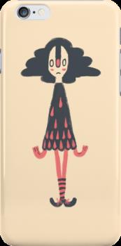 Weather girl by MillywiggZ