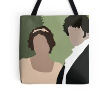 Lizzy and Darcy Tote Bag