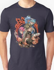 Steel Ball Run - Jojo's bizarre adventure T-Shirt