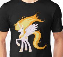 Princess Celestia is powered up! Unisex T-Shirt