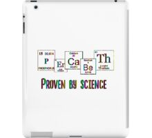 Percabeth - Proven By Science iPad Case/Skin