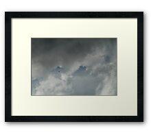 UFO ? Framed Print