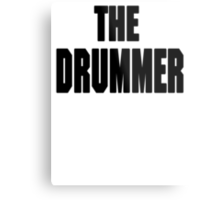 THE DRUMMER (DAVE GROHL / TAYLOR HAWKINS) Metal Print