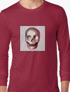 Skull. Long Sleeve T-Shirt