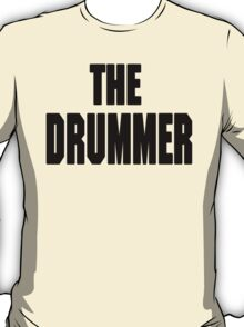 THE DRUMMER (DAVE GROHL / TAYLOR HAWKINS) T-Shirt