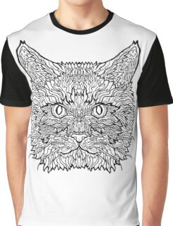 Ragdoll Cat - Complicated Cats Graphic T-Shirt