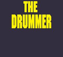 THE DRUMMER (DAVE GROHL / TAYLOR HAWKINS) YELLOW Unisex T-Shirt