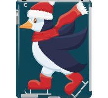 Skating penguin iPad Case/Skin