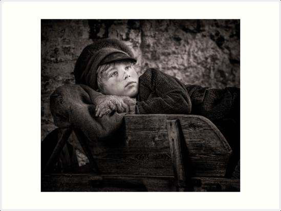 Barrow Boy by Patricia Jacobs DPAGB LRPS BPE4