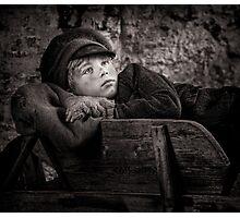 Barrow Boy Photographic Print