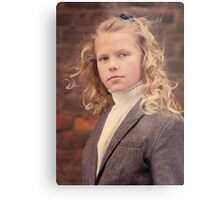 Goldie Locks Metal Print