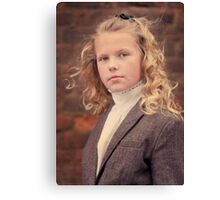 Goldie Locks Canvas Print