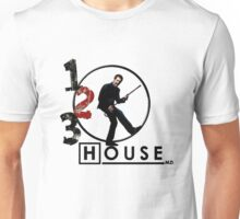 Rock House Red Unisex T-Shirt