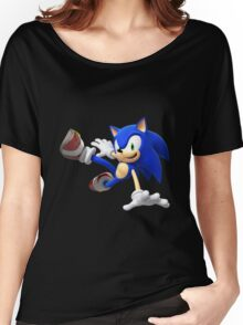 Sonic The Hedgehog - Lost World Women's Relaxed Fit T-Shirt