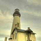 Yaquina Head Light House by Cynthia Broomfield