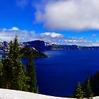 Crater Lake by Chris Ferrell