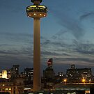 Radio City Tower. by Livvy Young