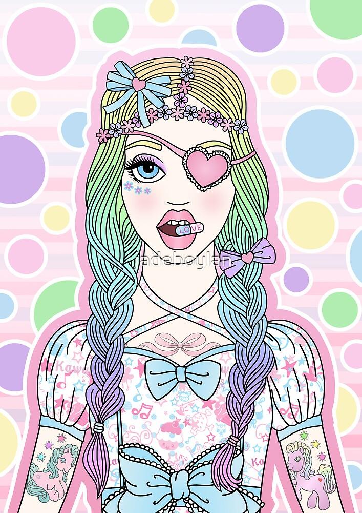 Love Is The Drug by jadeboylan
